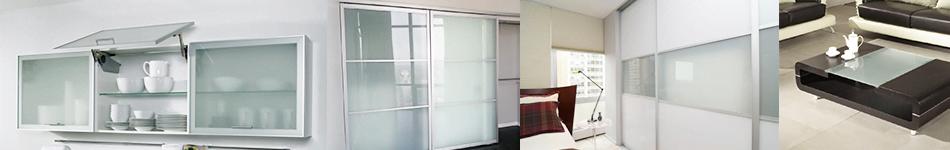verre tremp d poli sur mesure. Black Bedroom Furniture Sets. Home Design Ideas
