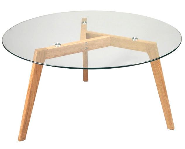 plateau en verre pour table good superbe plateau en verre. Black Bedroom Furniture Sets. Home Design Ideas