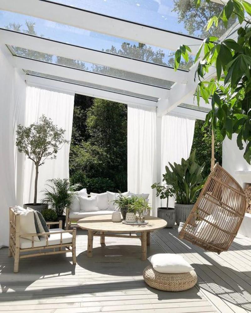 toit terrasse en verre