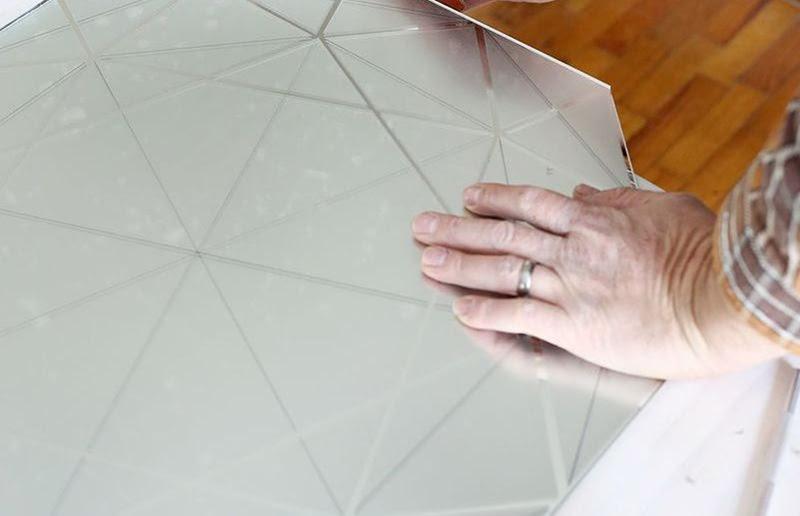 miroire sur mesure vitrage sur mesure hand made