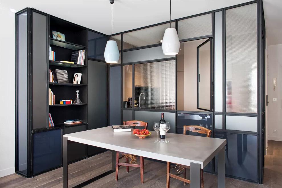 le verre d coratif imprim un mat riau has. Black Bedroom Furniture Sets. Home Design Ideas
