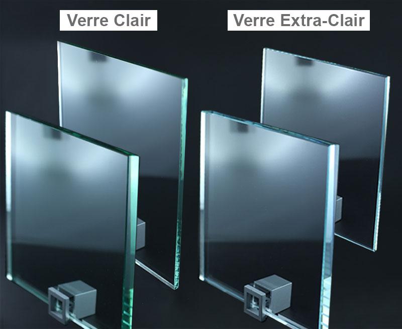 verre extra-clair